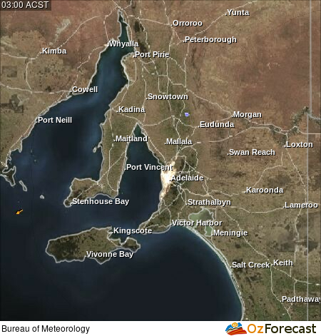 Oz Forecast Adelaide Weather RADAR Tides and Weather Stations